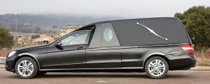 Corbillard Mercedes Classic