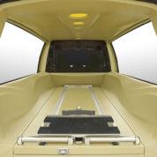 Bergadana automobiles, les vehicules funeraires electriques