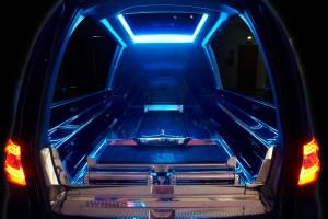 Limousine funeraire SOLARIS