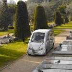 Le véhicule électrique ION