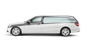 Limousine funéraire Duat Mercedes