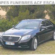 Services funeraires en limousine, dans la region Languedoc-Roussillon.