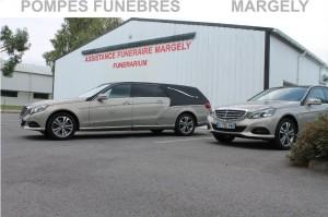 Corbillard Limousine Mercedes OSIRIS 3400