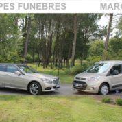 Le parc de limousines funeraires MARGELY s'agrandit en Bretagne… la meme qualite de services pour toutes les familles.