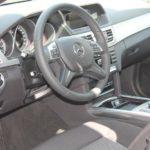espace de conduite Mercedes