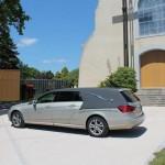 Mercedes Benz Classe E corbillard OSIRIS