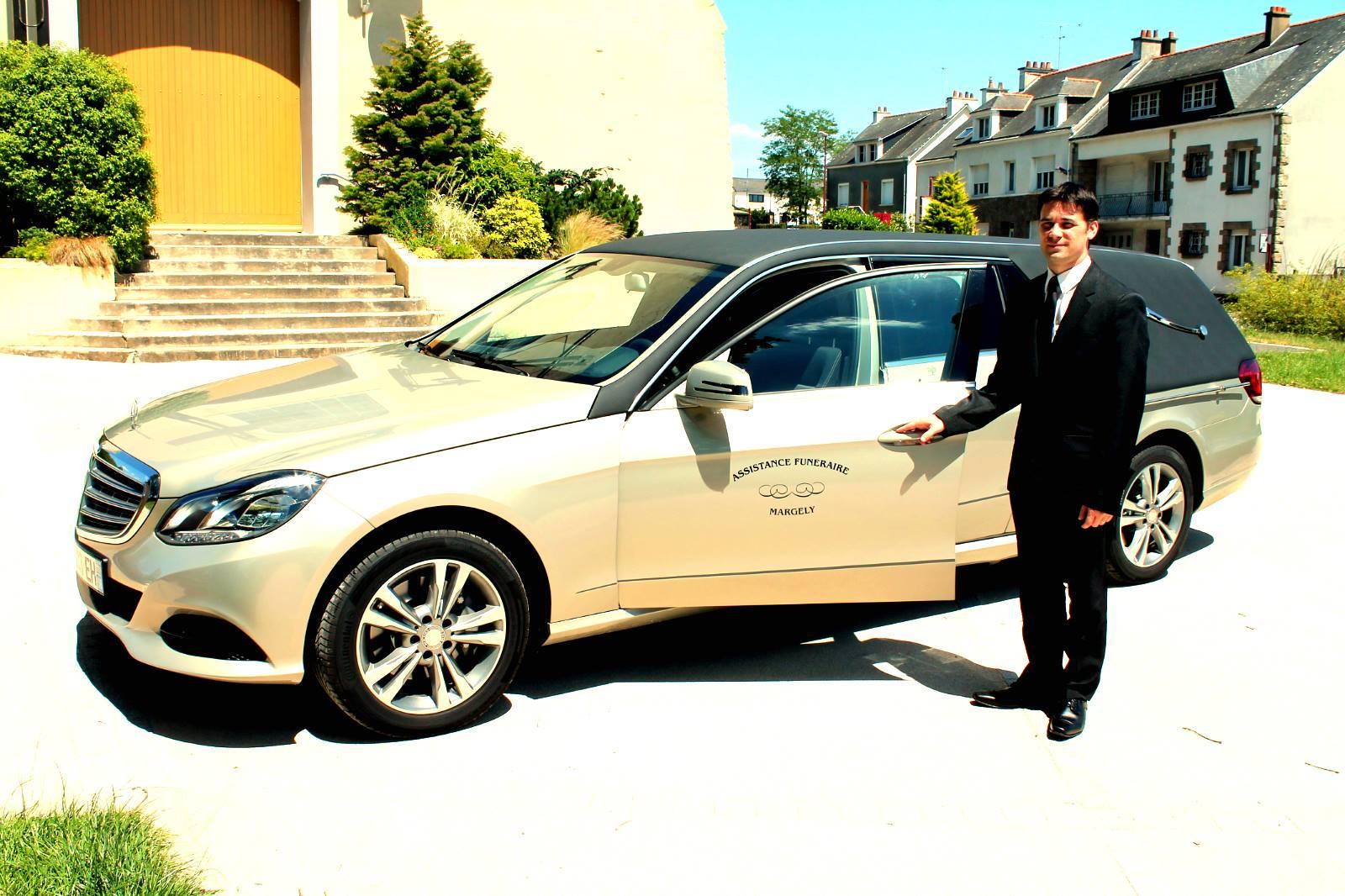 Convoi en limousine Mercedes