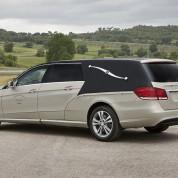 Corbillard limousine funeraire sur Paris et region parisienne