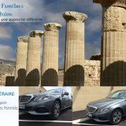 Le service funeraire en limousine Mercedes… bientot a Pau et region.