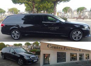 Corbillard limousine Carpentras