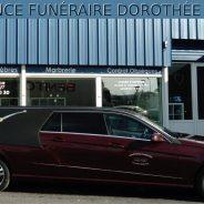 Services funeraires en limousine dans la region de Langon