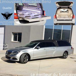 Limousine funeraire Vio L1