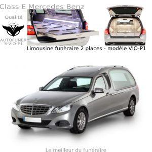 Corbillard limousine Mercedes Benz modèle P1