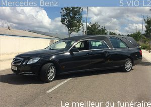 Limousine funéraire VIO L2