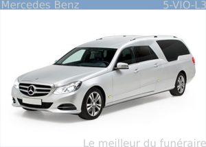 Limousine funéraire Mercedes L3