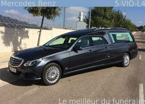Corbillard limousine VIO L4