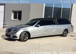 Corbillard limousine VIO L5