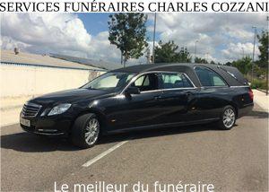Limousine funeraire 5 places