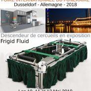 Foire International du Funeraire, Dusseldorf les 10, 11 et 12 Mai 2018