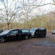 Corbillards et limousines funeraires 5 places, Paris toutes destinations.