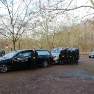 Corbillards et limousines funeraires 5 places, Paris toutes destinations.