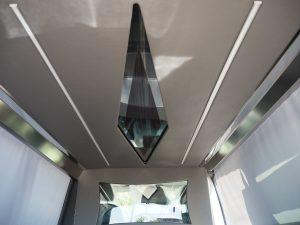 Plafond du corbillard Vito