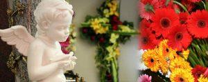 Fleures funéraires