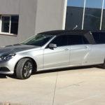 Corbillard limousine