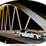 Corbillard limousine 5 places, Paris-Quincy-sous-Senart