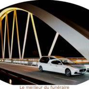 Corbillard limousine 5 places, Paris-Quincy-sous-Senart
