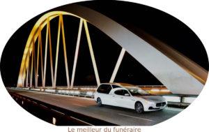 Corbillard Maserati