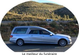 Corbillards limousine Mercedes