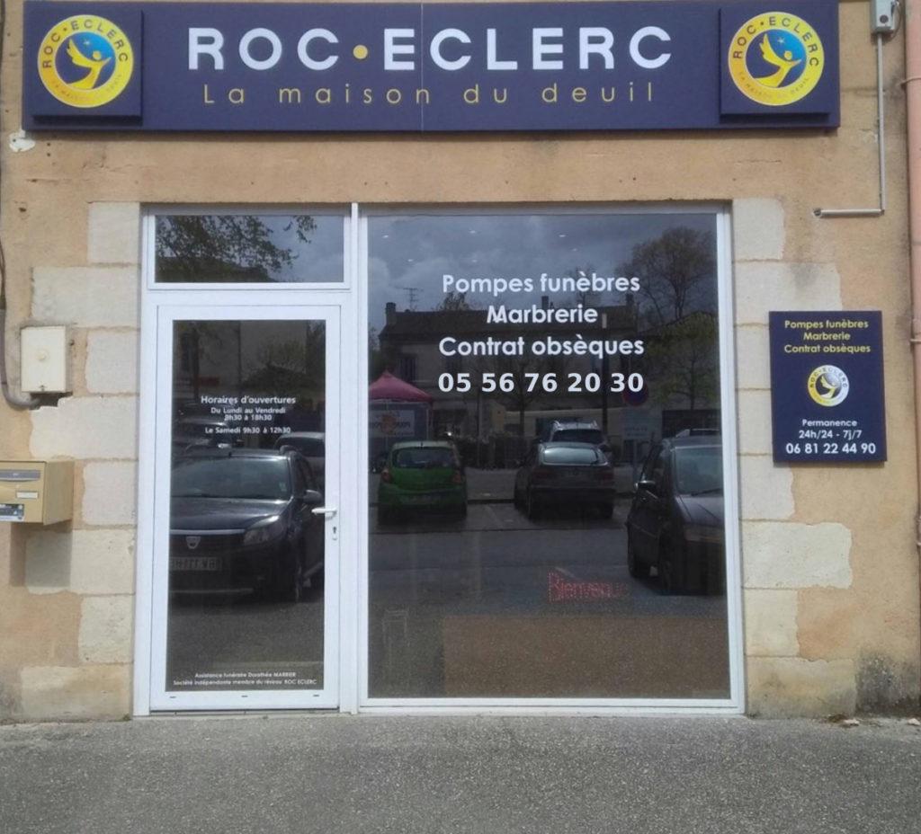 Roc-Eclerc Podensac