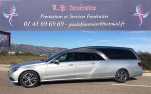 Limousines funéraires 5 places