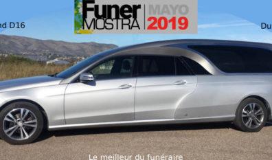 Salon funeraire international, Funermostra 2019