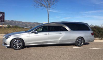 Limousines funeraires 5 places, nouveau modele