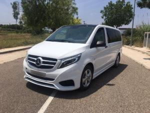 Vehicule funeraire Mercedes Vto