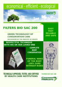 Bio Sac 200 Advertising