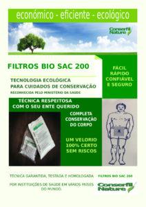Informaçao Bio Sac 200
