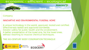 Funeral Home Certification