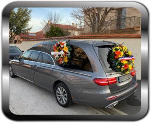 Transport fleurs